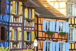 Architecture alsacienne par Catherine de Strasbourg