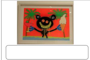 Etiquettes artistes chez Mamou83