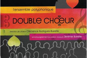 Concert Double Choeur avec les Triolets de Caissargues