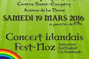 Fêtez la Saint Patrick à Caissargues !