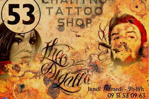 New Chamyno tattoo Shop : 20 ans au service du tatouage