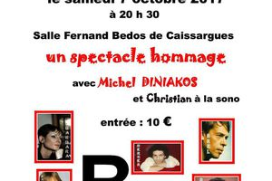 Spectacle Hommage B comme...
