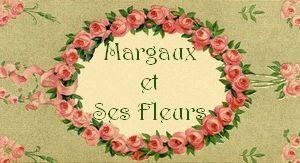 Margaux et ses fleurs, bouquet de novembre