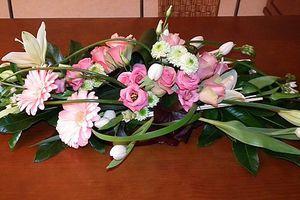 Margaux et ses fleurs... une belle nouvelle !