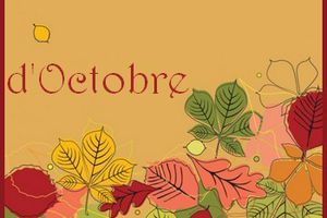 Agenda d'octobre - compléments d'informations