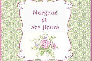 Margaux et ses fleurs - bouquet de février