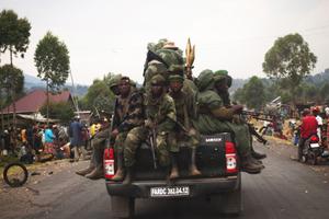 RDC:Imirwano iraca ibintu mu ntara ya Kivu hagati ya FARDC na FNL y'i Burundi  kimwe na Raïa Mutomboki!