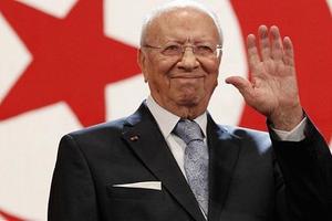 Tunisie : A 87 ans Béji Caïd Essebsi est le favori être élu président
