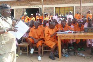 CNR INTWARI  iramagana irigiswa ry'abagororwa badafite amadosiye riri gukorerwa mu magereza y'u Rwanda !