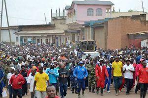 Burundi : Imyigaragambyo yakomeje nubwo yari yabujijwe n'akanama gashinzwe umutekano !