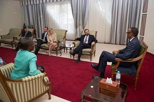 Les USA Veulent L'implication Du Rwanda (Intervention Militaire) dans La Gestion De La Crise Burundaise