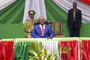 Burundi's Balancing Act- Making Peace After Genocide