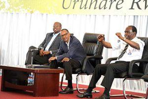 RWANDA: UBUTEGETSI BWA  FPR  NTIBUGIRIRA  IMPUHWE  ABATURAGE