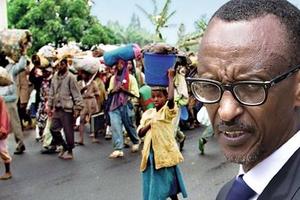 Moi, Paul Kagamé, j'ai arrêté le génocide, donc, j'ai tous les droits.