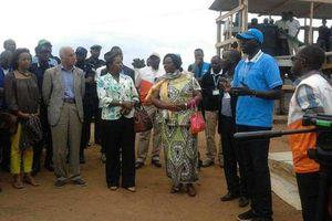 Rwanda:Madame Mukantabana yasabye impunzi z'abarundi kutamena ibanga ryo gutera u Burundi!