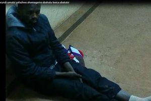 Burundi : Umututsi yafashwe ari gutanga ibipapuro bihamagarira abahutu kwica abatutsi !