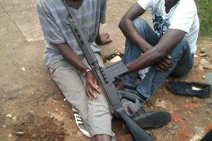 Kongo yafashe abashaka gutera mu Burundi