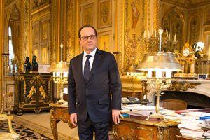 France : Le président François Hollande est obligé de faire 6000 pas par jour !
