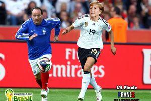 France - Allemagne en demi-finales, une rivalité de plus de 30 ans