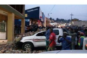Rwanda : Umutingito wumvikanye mu karere ka Nyamasheke naho mu ka Rusizi usenya amazu.