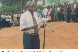 Ishingwa ry'umuryango mushya mpuzamahanga «Fondation CYIZA» uharanira amahoro n'ubutabera mu Rwanda.