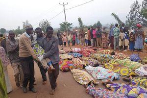 Au moins 34 réfugiés burundais tués par les tirs de militaires en RDC