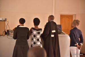 Rwanda:Urubanza rwa Diane Rwigara n'umuryango we rwongeye gusubikwa kubera ikibazo cya dosiye y'ibyaha baregwa!