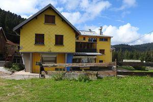 Le Schmalik : hébergement insolite dans les Vosges (proche Gerardmer)