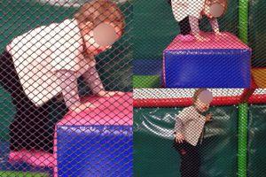 Woupi et son aire de jeux pour les 0-3 ans