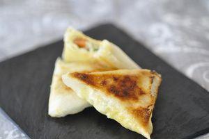 Samoussas samossas poulet mozzarella