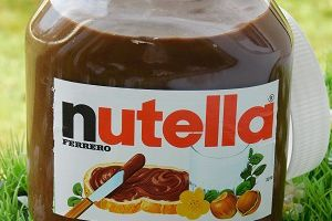 NUTELLA HOME MADE (thermomix)