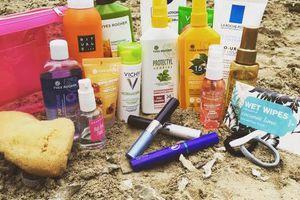 Mon avis sur les produits que j'ai utilisé en vacances