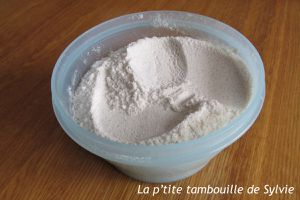 Sucre vanillé au Cook'in®