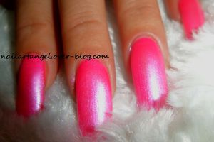 Présentation de vernis, #vernis rose Barbie YOLIZUL Fashion, girly attitude