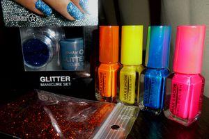 """"""" Nail artiste power"""",Le monde des nails artistes, nouveaux cadeaux pour le concours"""