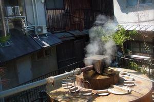 Kôbé : Les sources chaudes d'Arima 有馬温泉 (Alima Onsèn)