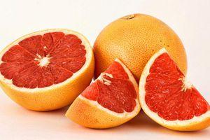 Salade d'oranges épicées