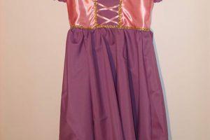 La robe princesse Raiponce, idéale pour séduire le prince Question