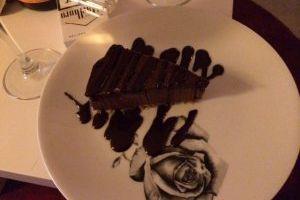 Gâteau noir désir Crudessence cru