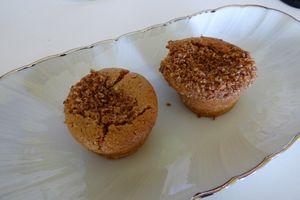Mini muffins végétaliens et sans gluten trop bons ( ou cake selon le moule)