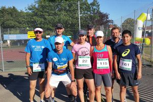COURSE TRAIL DE CORCOUE : EH CALOR