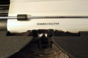 comment changer le style et la déco de vos commentaires sur votre blog