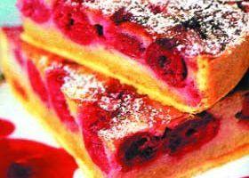 Recette : pour faire une belle tarte aux cerises