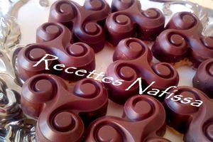 Sablé chocolat