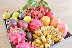 Les Fruits Tropicaux s'invitent à Table
