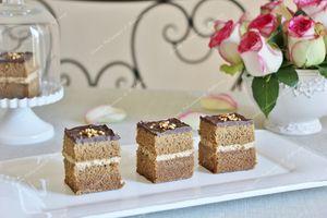 Gâteau Café / Chocolat