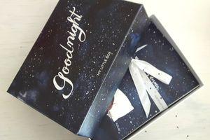 My little box de novembre, goodnight, j'adooore!
