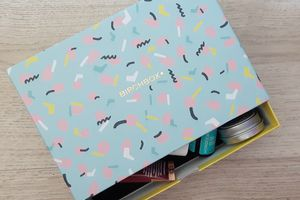 Birchbox de juin: City Break