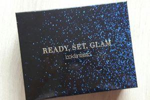 Lookfantastic box de Novembre: ready, set,glam