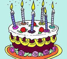 Les anniversaires des CP A